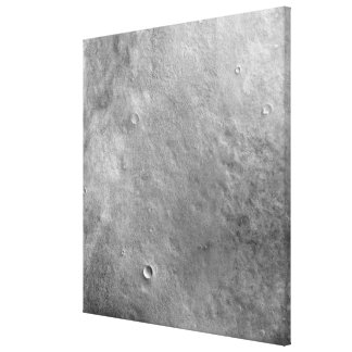Kepler crater on the surface of Mars Canvas Print