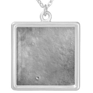 Kepler crater on the surface of Mars Custom Necklace