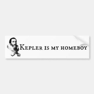 Kepler is my Homeboy Bumper Sticker