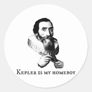 Kepler is my Homeboy Stickers