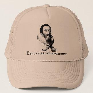 Kepler is my Homeboy Trucker Hat
