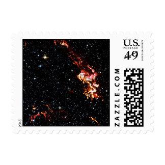 Kepler s Supernova Remnance Postage Stamp