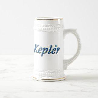 Kepler Space Observatory Beer Stein