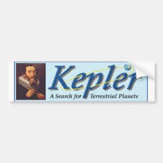 Kepler Space Observatory Bumper Sticker
