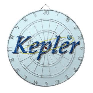 Kepler Space Observatory Dart Board