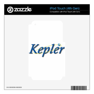 Kepler Space Observatory Decal For iPod Touch 4G