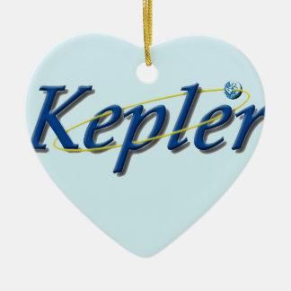 Kepler Space Observatory Christmas Ornaments