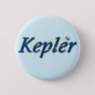 Kepler Space Observatory Pinback Button