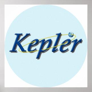 Kepler Space Observatory Posters