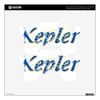 Kepler Space Observatory Skins For PS3 Controllers