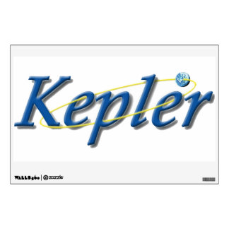 Kepler Space Observatory Wall Decal