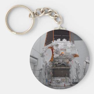 Kepler space telescope keychain