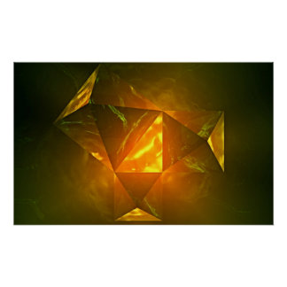 Kepler triangle poster