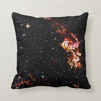 Kepler's Supernova Remnance Throw Pillow