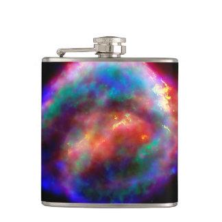 Kepler's Supernova Remnant Hip Flask