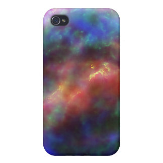 Kepler's Supernova Remnant In Visible, X-Ray iPhone 4/4S Covers