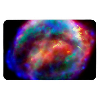 Kepler's Supernova Remnant NASA Hubble Space Photo Magnet