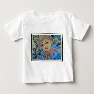 KERALA [INDIA] VINTAGE MURAL BABY T-Shirt