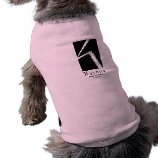 Kerana Organic Wine Dog Shirt