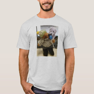 Ker'Dunkedunk and deeOHgee sharing a lolly T-Shirt
