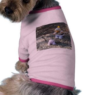 Ker'Dunkedunk and deeOHgee taking a walk! Pet T-shirt
