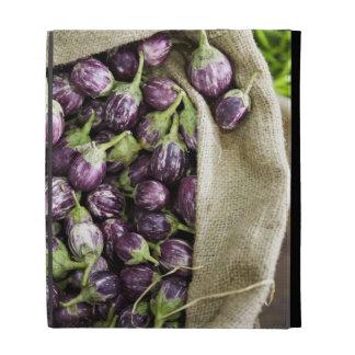 Kerelan Eggplant iPad Folio Cover