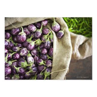 Kerelan Eggplant Invitations
