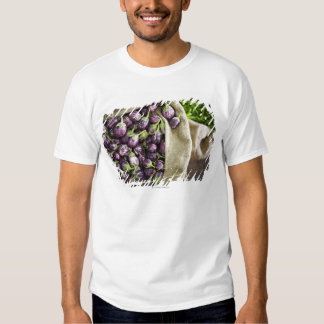 Kerelan Eggplant T-Shirt