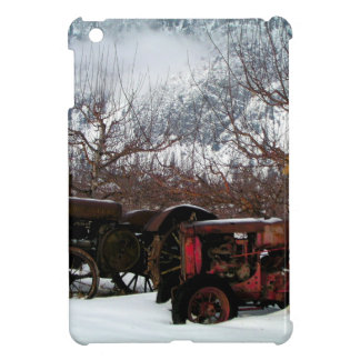 Keremeos Orchard in Winter iPad Mini Case