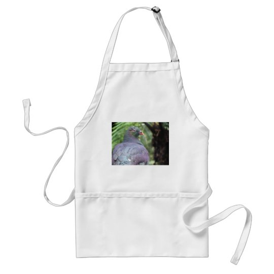 Kereru Closeup Adult Apron