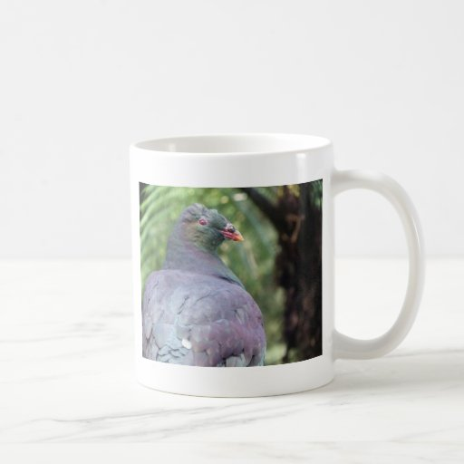 Kereru Closeup Coffee Mug