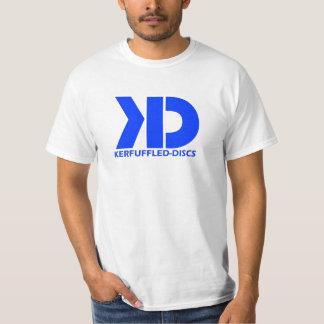 Kerfuffled Discs Tee Shirt