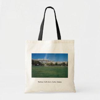 Kerlora, Corfu town, Corfu, Greece Tote Bags