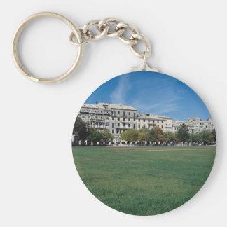 Kerlora, Corfu town, Corfu, Greece Key Chain
