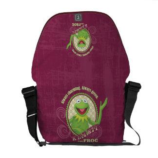 Kermit Always Green Courier Bag