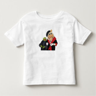 Kermit and Miss Piggy Toddler T-shirt