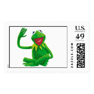 Kermit Disney Timbre Postal