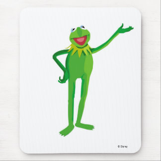 Kermit From The Muppets Disney Mouse Pad