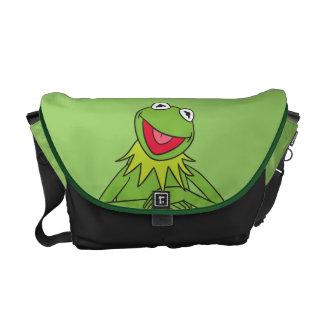Kermit la rana bolsas de mensajeria