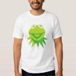 Kermit la rana Disney sonriente Playeras