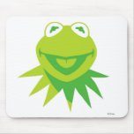 Kermit la rana Disney sonriente Alfombrillas De Ratones