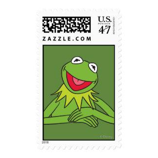 Kermit la rana estampillas