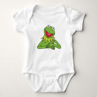 Kermit la rana mameluco de bebé