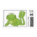 Kermit la rana que miente abajo Disney