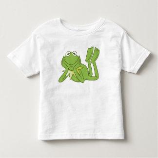 Kermit la rana que miente abajo Disney Playera De Niño