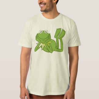 Kermit la rana que miente abajo Disney Playeras