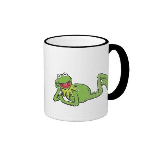 Kermit la rana taza