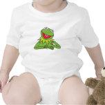 Kermit la rana traje de bebé