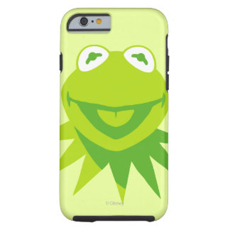 Kermit la sonrisa de la rana funda de iPhone 6 tough