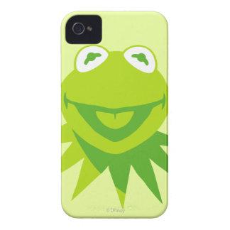 Kermit la sonrisa de la rana iPhone 4 carcasas